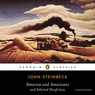 America and Americans and Selected Nonfiction audiobook cover art