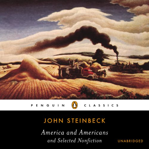 America and Americans and Selected Nonfiction cover art