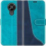 Mulbess Nokia 3.4 Case, Nokia 3.4 Phone Cover, Stylish Flip