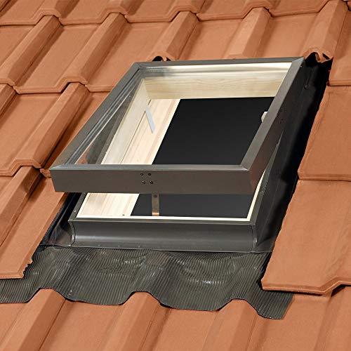 Mehrzweckfenster, Dachausstieg, Kaltraumfenster - für nicht beheizte Räume 45x73 cm