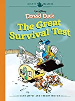 Donald Duck: The Great Survival Test (Disney Masters)