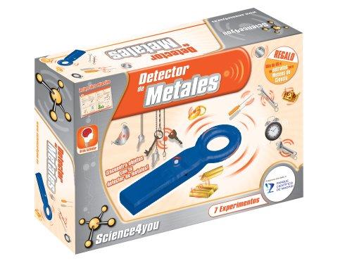 Science4you - Detector de Metales - Juguete Educativo Y Cien