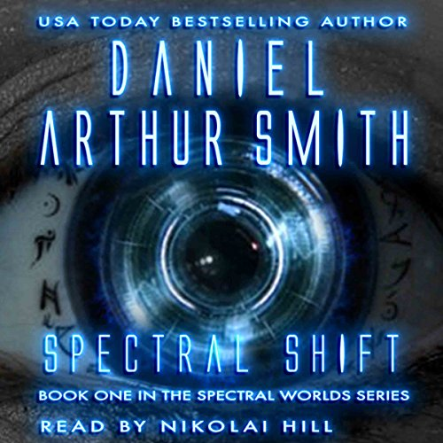 Couverture de Spectral Shift