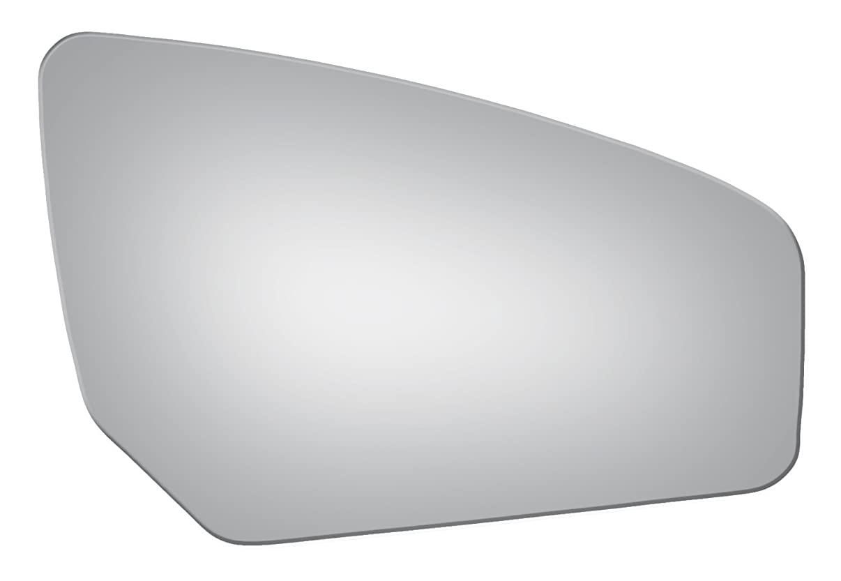 2007 - 2011 NISSAN/DATSUN SENTRA Convex Passenger Side Replacement Mirror Glass