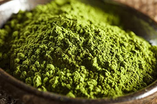 Hymor BIO Matcha Grüner Tee Grüntee Pulver 100gramm, Matchatee Green Tea Pulver Matcha Japan Superfood Premium-Qualität, für Tee, Cocktails, Smoothies, Limonaden, Eis, Salat, Kuchen (100gramm)
