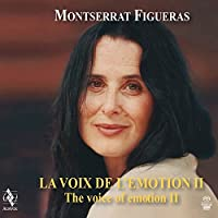 Montserrat Figueras - The Voice of Emotion II [1SACD + DVD bonus in 6 languages across 2 DVDs] by Montserrat Figueras (2014-05-01)