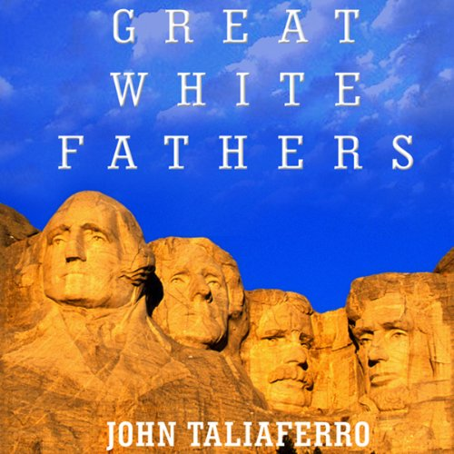Great White Fathers audiobook cover art