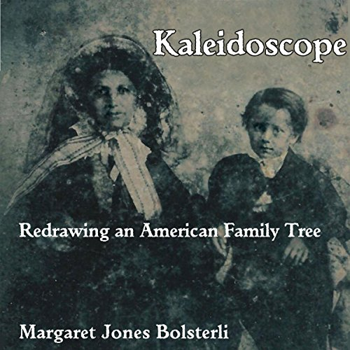 Kaleidoscope: Redrawing an American Family Tree audiobook cover art