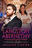 Langston Abernethy: BWWM, Plus Size, Clean, BBW, Billionaire Romance (A Search For Marriage Book 4)