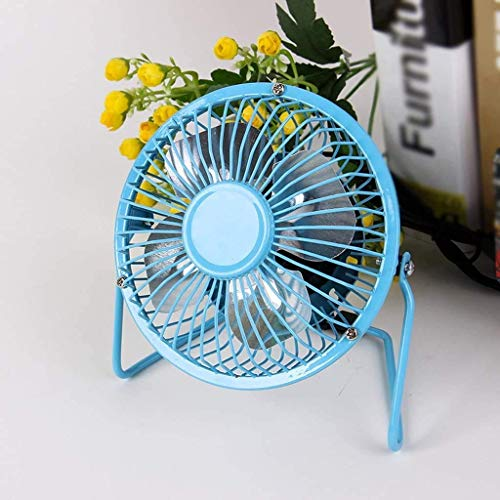N&G Daily Equipment 140mm Mini Fan USB Dormitory Available Mute The Office Simple To Use and Very Convenient