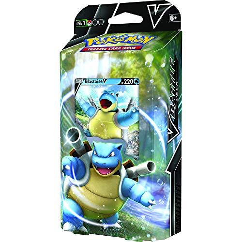 Pokémon TCG - Blastoise V/Venusaur - V Cubiertas de Batalla (una al Azar)
