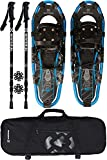 Best Snowshoes For Women - Winterial Lightweight Shasta Snowshoes - 25 Inch Aluminum Review