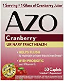 Amerifit Azo Cranberry Tablets - 50 Count