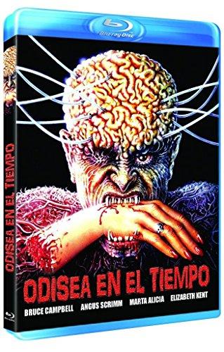 Odisea en el tiempo [Blu-ray]