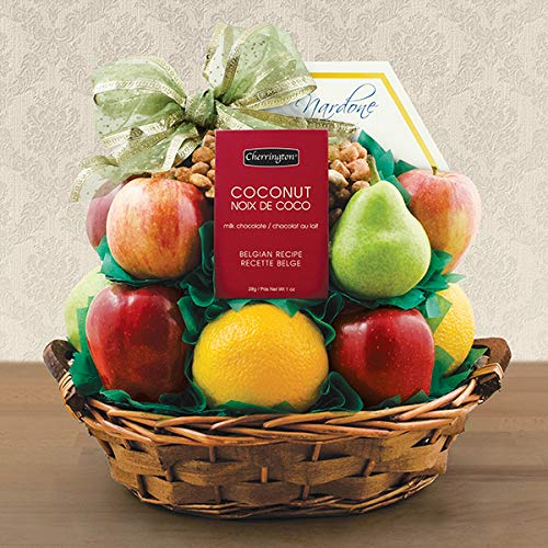 Fairfax Fruit Gift Basket - http://coolthings.us