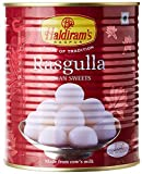 Haldiram's Nagpur Rasgulla, 1kg Can