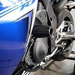 Yana Shiki YW-3009DS R Series Dark Smoke Windscreen for Yamaha YZF-R1