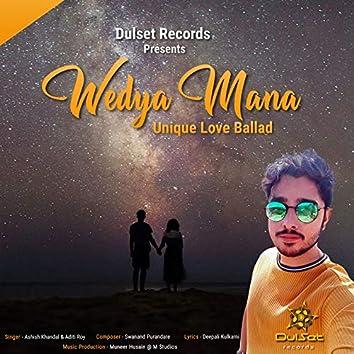 Wedya Mana (feat. Aditi Roy) [Unique Love Ballad]