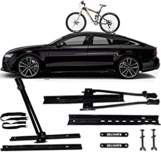 Transbike Novo Suporte Rack Teto Para 1 Bike Audi RS 7
