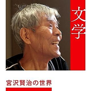 『宮沢賢治の世界』のカバーアート