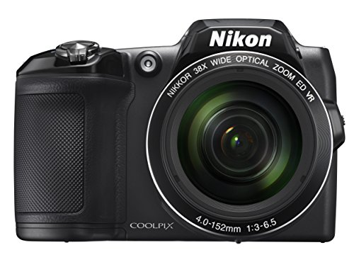 Nikon COOLPIX L840 Digital Camera with 38x Optical Zoom and Built-In...