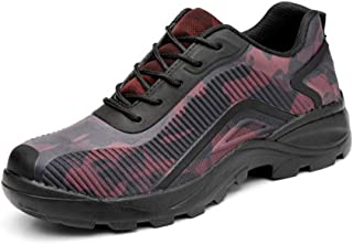 SHANLEE Labor Insurance Shoes Men's wear-Resistant Non-Slip Casual Safety Shoes