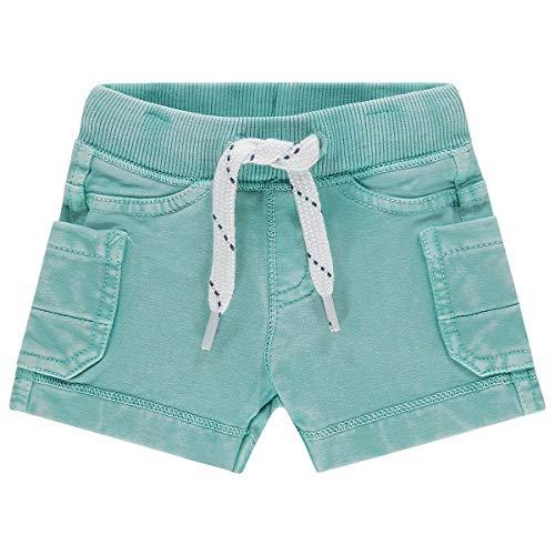 Noppies Baby-Jungen B Atkinson Shorts, Grün (Meadowbrook P462), (Herstellergröße: 74)