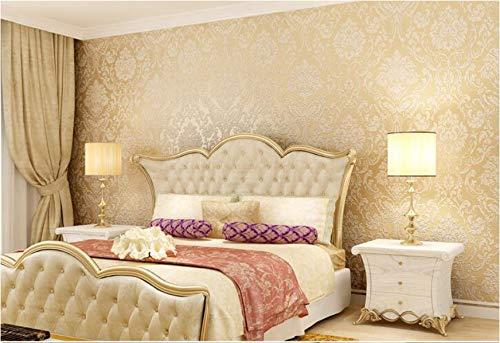 Pmhc Klassiek vlies hotel TV meubel luxe achtergrond muur decoratie 3D behang