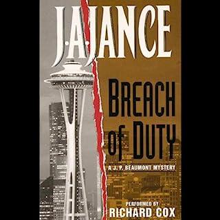 Breach of Duty cover art
