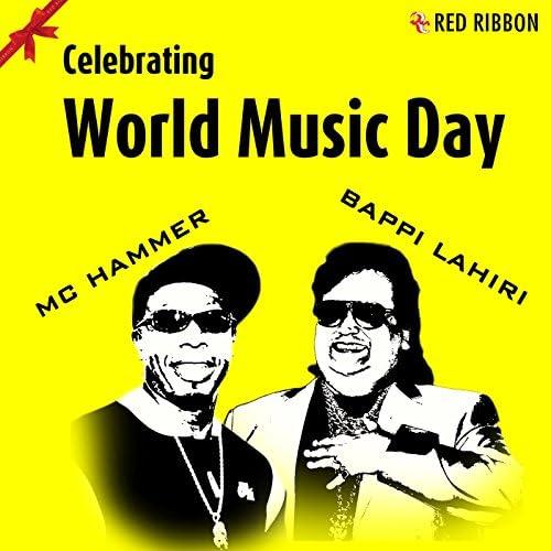 Bappi Lahiri & M.C. Hammer