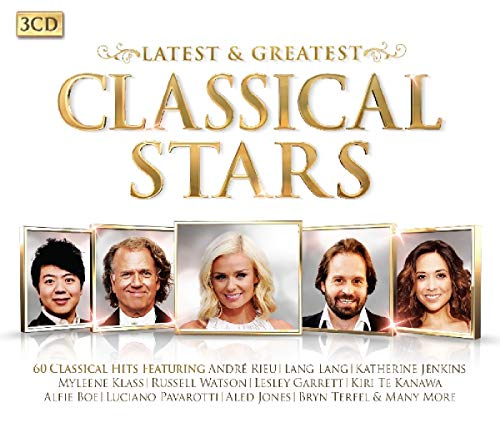 Latest & Greatest Classical Stars: 60 Classical Favourites