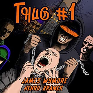 Thug #1 audiobook cover art