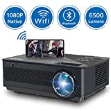 Best 1080p Projectors - Native 1080p Full HD Projector, WiFi Projector, Bluetooth Review