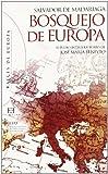 Bosquejo de Europa: Estudio introductorio de José María Be