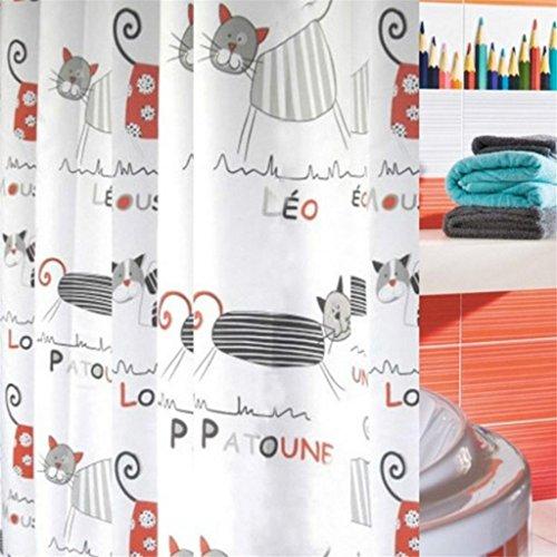 GYMNLJY Dusche Vorhang wasserdichte Polyester mehrere Optionen Bad Dusche Vorhang mehrere Größe Größenoptionen drucken , wide 200* high 200cm