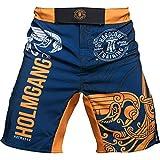 Hardcore Training Holmgang Fight Shorts Hombre Pantalones Cortos MMA BJJ Boxeo Grappling...