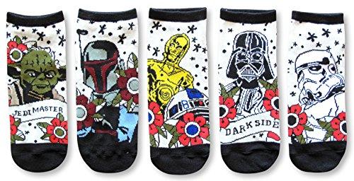 Ankle Tattoo Socks