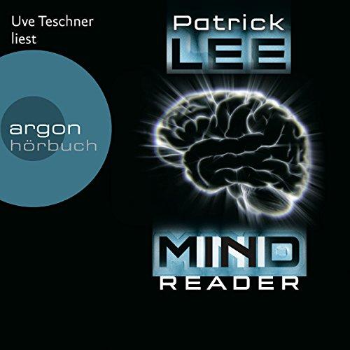 Mindreader audiobook cover art