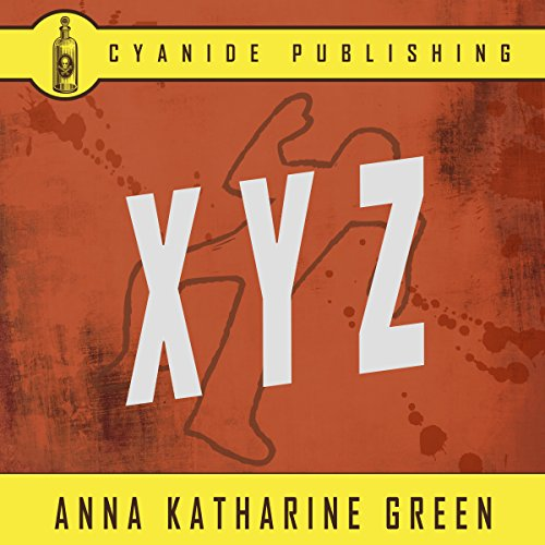 X.Y.Z. audiobook cover art