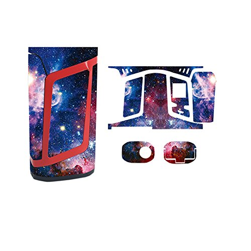 Ximimark 1 Set Skin Sticker for Smok Alien 220W Vape Mod Protective Cover Graphic Decal Wrap Skin,Galaxy