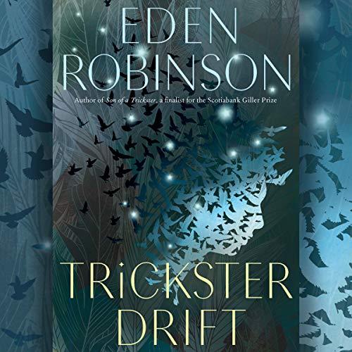 Trickster Drift audiobook cover art