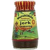 Walkerswood Traditional Jamaican Jerk Seasoning - Hot & Spicy 280 g