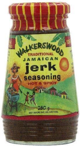 Walkerswood Extra-Hot & Spicy Traditionelle Jamaican Jerk Seasoning