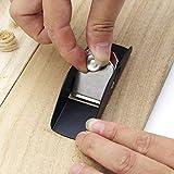 ZLININ Holzbearbeitung Mini Holz Trimmflugzeug Handlauter Carpenter Tools Schneidkante Einstellbare Handhobel Carpenter Tools