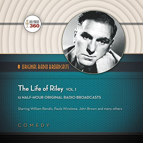 The Life of Riley, Vol. 1 audiobook cover art