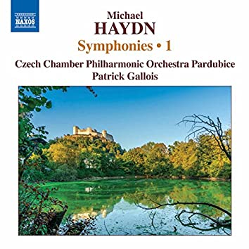M. Haydn: Symphonies, Vol. 1