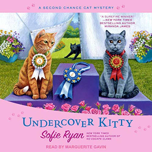 Undercover Kitty Audiobook By Sofie Ryan cover art