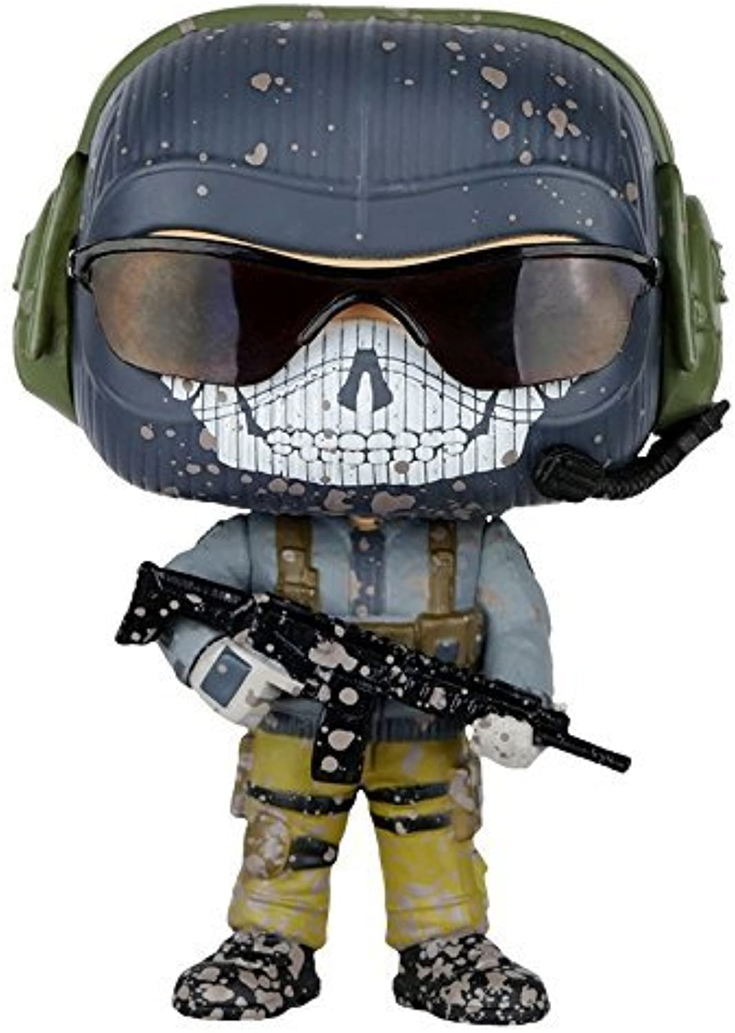 Funko POP Games  Call of Duty Action Figure - Riley by FunKo