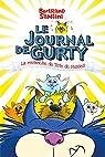 Le Journal de Gurty, tome 9 : La revanche de tête de fesses par Santini
