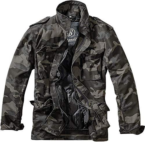 Brandit M65 Standard Jacke Darkcamo S